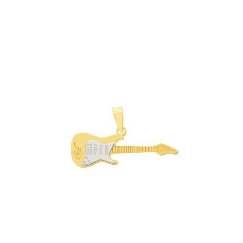 Pingente em Ouro 18k/750 Guitarra
