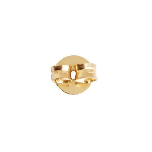"""Tarraxa em Ouro 750/18k do tipo """"Borboleta"""""""