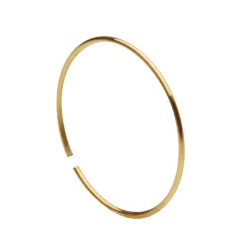 Piercing em Ouro 18k/750 Nariz Segment 8mm