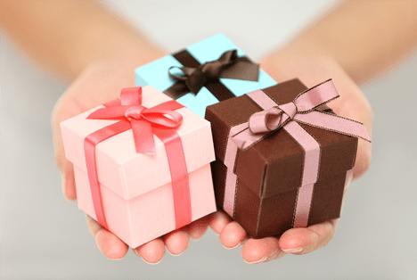 Presentes para Homens e Mulheres