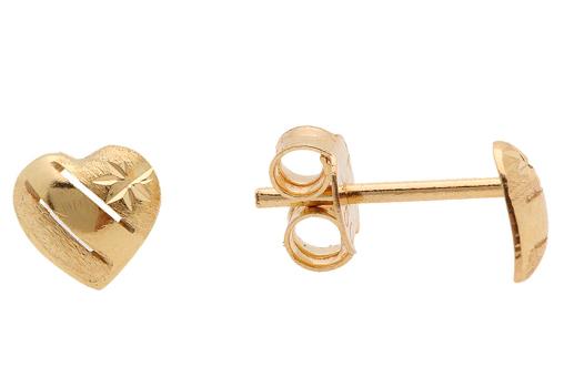 Encontre o brinco de ouro feminino que desejar!