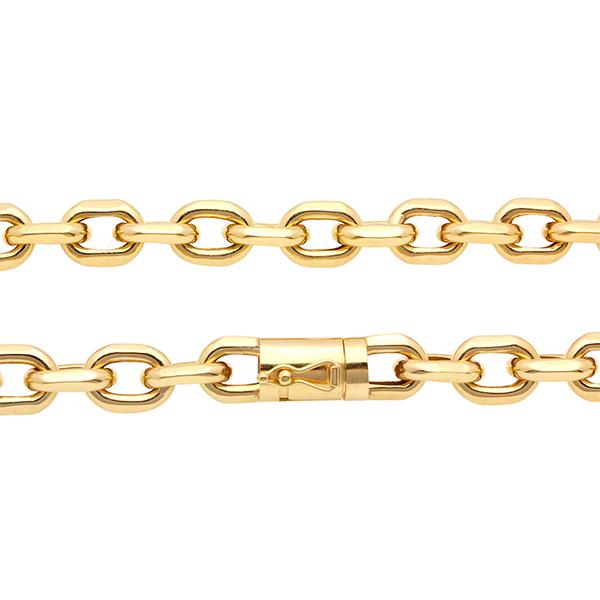 Corrente de Ouro Diamante Destaque
